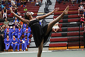 New Iberia SHS Winterguard - Dutchtown Show