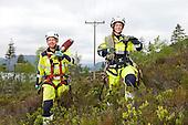 Reklamefoto Byglandsfjord