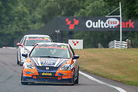 #22 Jason BALLANTYNE Honda Civic EP3  during Cox Motor Parts Civic Cup  as part of the BRSCC NW Mazda Race Day  at Oulton Park, Little Budworth, Cheshire, United Kingdom. June 16 2018. World Copyright Peter Taylor/PSP. Copy of publication required for printed pictures. http://archive.petertaylor-photographic.co.uk