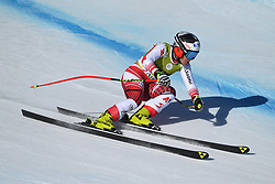March 14, 2019 - ANDORRA - Nicole Schmidhofer (AUT) during Ladies Super Giant of Audi FIS Ski World Cup Finals 18/19 on March 14, 2019 in Grandvalira Soldeu/El Tarter, Andorra. (Credit Image: © AFP7 via ZUMA Wire)