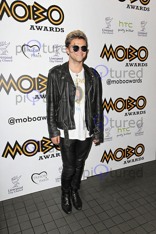 LONDON - SEPTEMBER 17: Vince Kidd attended the Nominations Launch of the MOBO Awards at Floridita London, UK. September 17, 2012. (Photo by Richard Goldschmidt)