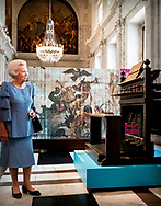 AMSTERDAM - 'Stories from the Palace' exhibition opening at the Royal Palace in Amsterdam, Netherlands - 15 Jun 2018 copyright robin utrecht