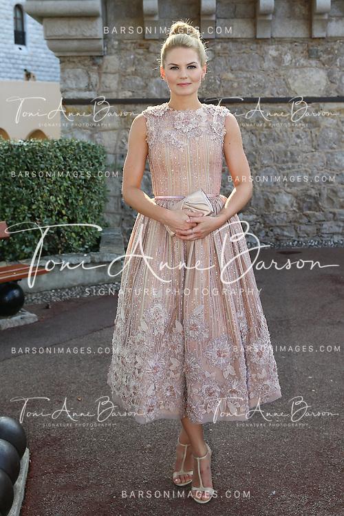 MONTE-CARLO, MONACO - JUNE 09:  Jennifer Morisson attends a Cocktail Reception at Monaco Palace on June 9, 2014 in Monte-Carlo, Monaco.  (Photo by Pool Barson/FilmMagic)