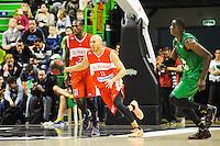 Nicholas Pope  - 29.12.2014 - Lyon Villeurbanne / Le Havre - 16e journee Pro A<br />Photo : Jean Paul Thomas / Icon Sport
