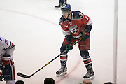 Springfield's Phil Lane, a Greece native, plays during a game against the Amerks at the Blue Cross Arena in Rochester on Friday, March 4, 2016.