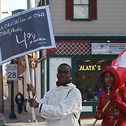 2da.Jornada de Solidaridad organizada por SomosPatria.org con la ley 4% educacion.<br /> La ley fue aprobada hace 11 años. Sin embargo nunca se ha puesto en efecto.