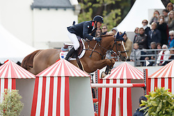 Staut Kevin, (FRA), Ayade de Septon et HDC<br /> Furusiyya FEI Nations Cup presented by Longines<br /> Longines Jumping International de La Baule 2015<br /> © Hippo Foto - Dirk Caremans<br /> 15/05/15