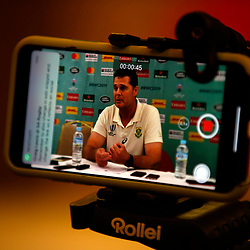 01,10,2019 South Africa Team Announcement Media Conference