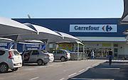 PIRACICABA,SP,03.08.2015 - CARREFOUR - A rede de supermercados Carrefour teve uma queda em seus lucros nesse trimestre. (Foto: Mauricio Bento/Brazil Photo Press)