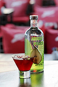 Pear flavoured Absolute Vodka Cocktail