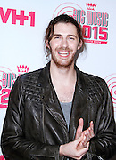 """Hozier attends VH1's """"Big Music in 2015: You Oughta Know"""" concert at The Armory Foundation in New York City, New York on November 12, 2015."""