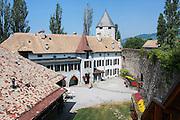 Convent of Saint John, Val Mustair, Switzerland
