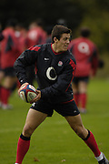 Marlow, GREAT BRITAIN,New cap, Antony ALLEN, during the ,  England Rugby Training session,  at Bisham Abbey, ENGLAND. 31/10/2006. [Photo, Peter Spurrier/Intersport-images].....