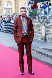 September 24, 2018 - San Sebastian, Spain - attends the 'First Man' Red Carpet during the 66th San Sebastian International Film Festival on September 24, 2018 in San Sebastian, Spain. (Credit Image: © Manuel Romano/NurPhoto/ZUMA Press)