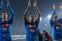 December 29, 2018 - Naples, Naples, Italy - Allan of SSC Napoli during the Serie A TIM match between SSC Napoli and Bologna FC at Stadio San Paolo Naples Italy on 29 December 2018. (Credit Image: © Franco Romano/NurPhoto via ZUMA Press)