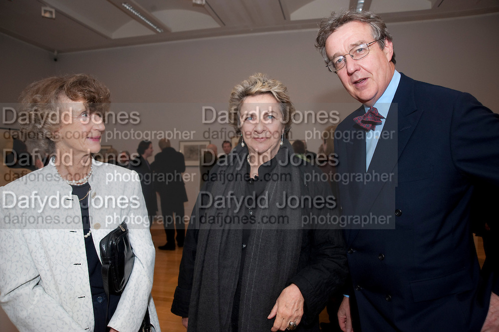 LINDY DUFFERIN; LADY CHARLES CECIL; LORD CHARLES CECIL, Henry Moore, Tate Britain. London. 22 February 2010
