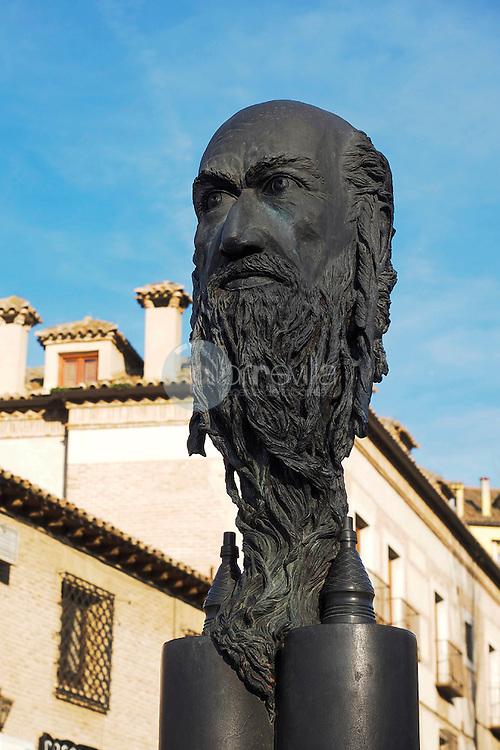 Busto de Samuel Ha Levi. Toledo. España ©Country Sessions Country Sessions / PILAR REVILLA