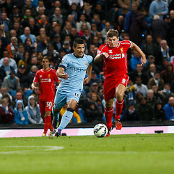 Manchester City v Liverpool | Premiership | 25 August 2014