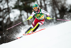 LIENSBERGER Katharina of Austria competes during the 7th Ladies'  tSlalom at 55th Golden Fox - Maribor of Audi FIS Ski World Cup 2018/19, on February 2, 2019 in Pohorje, Maribor, Slovenia. Photo by Vid Ponikvar / Sportida