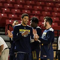 Men's Basketball: Rosemont College Ramblers vs.  Neumann University Knights