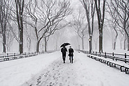 Selects of Winter in New York