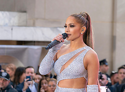 Jennifer Lopez performs on stage for NBC Today Show on TODAY Plaza at Rockefeller Center on May 06, 2019 in New York City. 06 May 2019 Pictured: NEW YORK, NY - MAY 06: Jennifer Lopez performs on stage for NBC Today Show on TODAY Plaza at Rockefeller Center on May 06, 2019 in New York City. Photo credit: Lev Radin / M10s / MEGA TheMegaAgency.com +1 888 505 6342