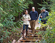 Kate Middleton & Prince William Great Bear Rainforest