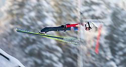 01.01.2015, Olympiaschanze, Garmisch Partenkirchen, GER, FIS Ski Sprung Weltcup, 63. Vierschanzentournee, Probedurchgang, im Bild Simon Ammann (SUI) // during Trial Jump of 63rd Four Hills Tournament of FIS Ski Jumping World Cup at the Olympiaschanze, Garmisch Partenkirchen, Germany on 2015/01/01. EXPA Pictures © 2015, PhotoCredit: EXPA/ JFK
