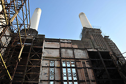 BATTERSEA POWER STATION photographed on 2nd May 2013.