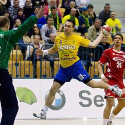 20120422: SLO, Handball - EHF 2011/12 Men's Cup Winners' Cup, RK Celje PL vs VfL Gummersbach