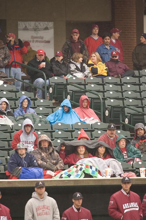 Arkansas Razorback Baseball photography from the 2004-2005 season