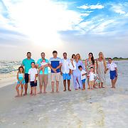 Nashi-Zimmerman Family Beach Photos