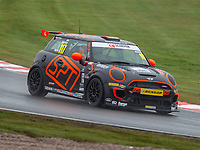 #117 Jac MAYBIN MINI JCW  during MINI Challenge – JCW  as part of the British GT and BRDC British F3 Championship at Oulton Park, Little Budworth, Cheshire, United Kingdom. April 02 2018. World Copyright Peter Taylor/PSP.
