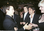 Tobey Maguire, Griffin Dunne and Sophie Dahl. Miramax post Oscar party. Beverley Hills Hotel. 26 March 2000. © Copyright Photograph by Dafydd Jones 66 Stockwell Park Rd. London SW9 0DA Tel 020 7733 0108 www.dafjones.com