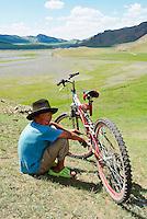 Mongolie. Province d'Ovorkhangai. // Mongolia. Ovorkhangai province.