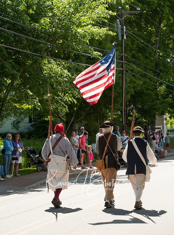 Gilford Bicentennial celebration on Saturday,  June 16, 2012.
