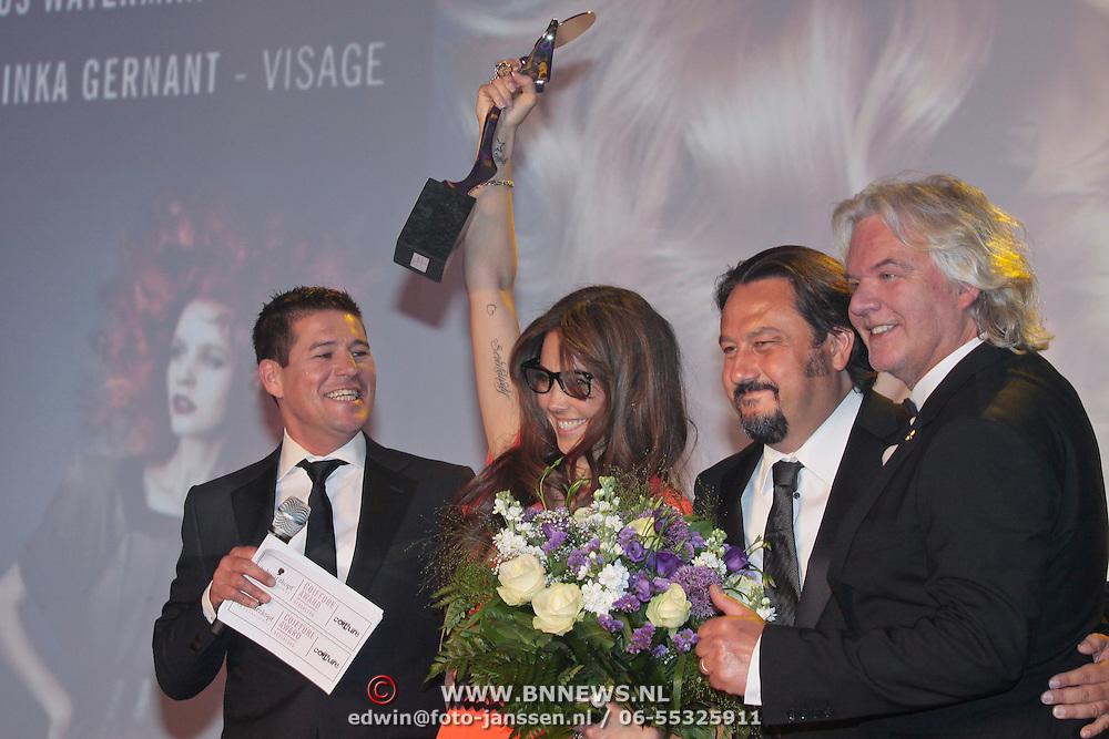 NLD/Amsterdam/20110515 - Coiffure awards 2011, Hester Wernert