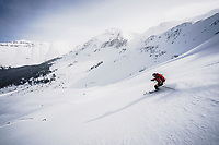 Bryce Astill finding a little slice of heaven in the San Juan Mountains, Colorado.