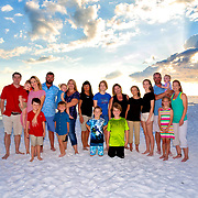 Huckabay Family Beach Photos