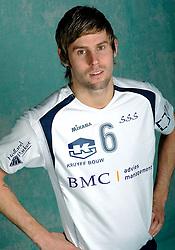 08-10-2009 VOLLEYBAL: PHOTOSHOOT SSS: BARNEVELD<br /> Photoshoot SSS A League seizoen 2009 - 2010 / Johan Oosting<br /> ©2009-WWW.FOTOHOOGENDOORN.NL