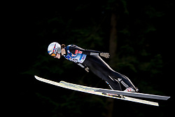 Anna Odine Stroem from Norge during Qualification Round at Day 2 of FIS Ski Jumping World Cup Ladies Ljubno 2018, on January 27, 2018 in Ljubno ob Savinji, Slovenia. Photo by Urban Urbanc / Sportida