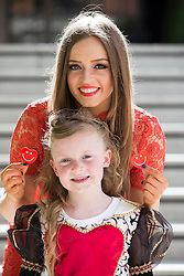 Repro Free: Dublin <br /> Young Queen of Hearts Lucy O&rsquo;Toole (aged 6), joined children&rsquo;s TV presenter Diana Bunici asking everyone to support the Irish Heart foundation Happy Hearts Appeal supported by SuperValu. The Happy Hearts Appeal is celebrating its 25th year of fundraising to fight heart disease and stroke running until Saturday, 17th May. Over the three days, more than 3,000 volunteers together with SuperValu stores, will be selling happy heart badges for &euro;2 to raise funds to save lives from sudden cardiac arrest and help the Irish Heart Foundation reach it&rsquo;s &euro;500,000 target to deliver a new national CPR education campaign later this autumn. www.happyhearts.ie Picture Andres Poveda<br />  <br /> <br /> For more information contact Caroline Cullen, Communications Manager, Irish Heart Foundation, DL: 01-6346908, Mob: 086-6049282.