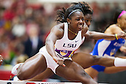 2016 SEC Track and Field Championships in Fayetteville, Arkansas.  Photography of the Kentucky Wildcats, Georgia Bulldogs and LSU Tigers men's and women's track teams
