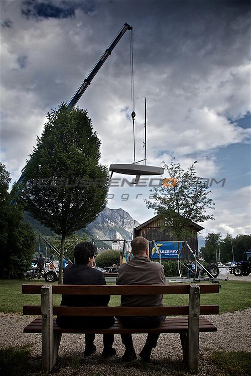 Platu25 worlds 2011, Gmundenlake traunsee,Austria
