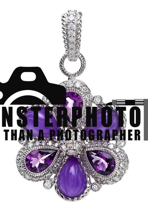 7b4ce556cb5e8 Judith Ripka Sterling 2.80 cttw Amethyst Tonal Enhancer   Monsterphoto
