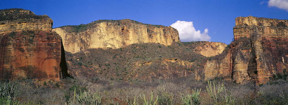 Sand Stone Cliffs<br />