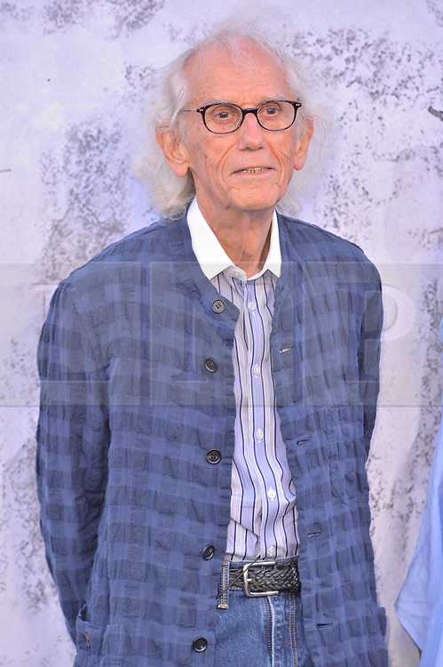 © Licensed to London News Pictures. 19/06/2018. London, UK. Christo attends the Serpentine Gallery Summer Party. Photo credit: Ray Tang/LNP