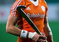 NEW DELHI -   Shirt en broek  van Oranje tijdens de halve finale  van de Hockey World League finaleronde tussen de mannen van Nederland en Australie . ANP KOEN SUYK