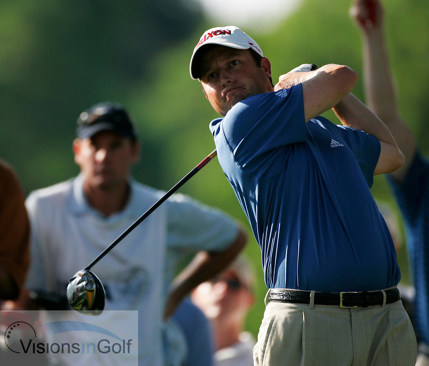 Tim Clark<br /> 060616 / Winged Foot GC, NY,  USA /  USGA Open Championship 2006<br /> Picture Credit: Mark Newcombe / visionsingolf.com