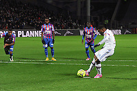 Goal Alexandre LACAZETTE - 12.12.2014 - Lyon / Caen - 18eme journee de Ligue 1 -<br />